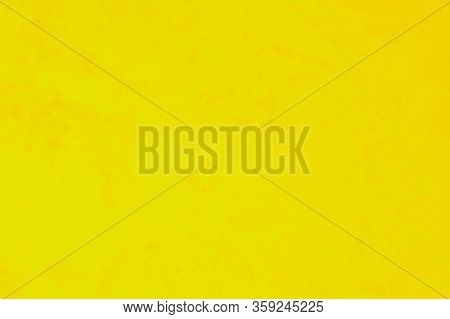 Vivid Yellow Abstract Patchy Background, Rich Color