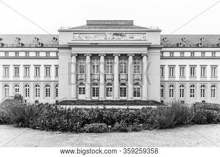 Electoral Palace, German: Kurfurstliches Schloss, In Koblenz, Germany.