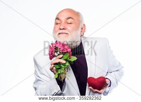 This Is For You. Dating Services For Elderly People. Senior Gentleman Romantic. True Gentleman. Hand