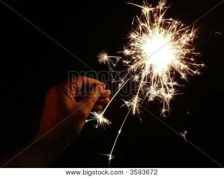 July 4Th Sparkler