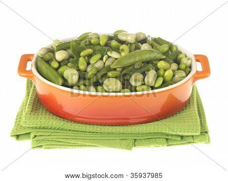 Edamame Soya Bean Salad