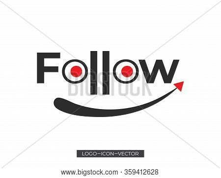 Follower Icon Isolated On White Background From Influencer Collection. Follower Icon Trendy And Mode