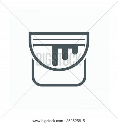 Waterproof And Water Leak Icon, 64x64 Perfect Pixel And Editable Stroke.