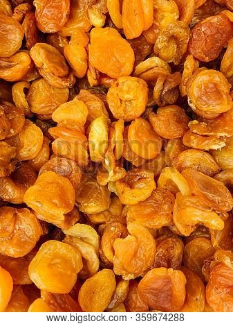 Lots Of Dried Apricot Apricot Apricots For Eating Background