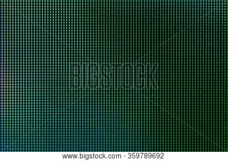 Led Lights Background. Led Monitor Screen Background.