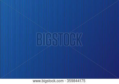Seamless Background With Lines. Vertical Lines On A Dark Background. Seamless Texture For Design Of