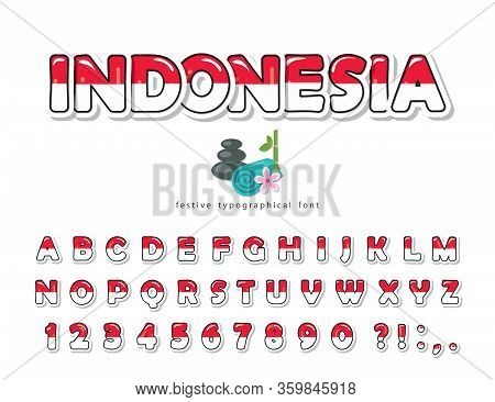 indonesia cartoon vector photo free trial bigstock bigstock