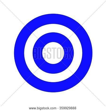 blue round symbol vector photo free trial bigstock bigstock