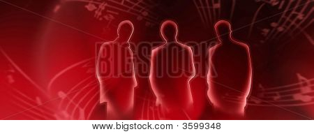 Red Trio