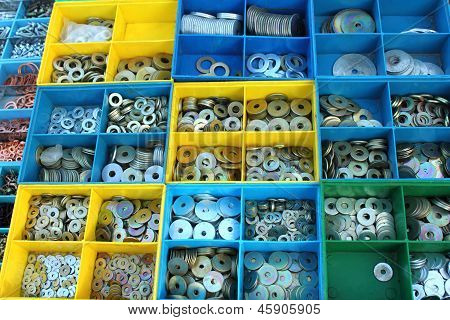 Spacer Washer