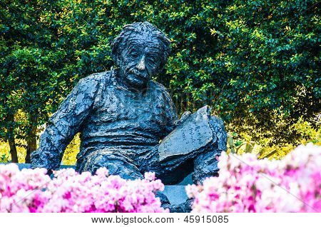 Albert Einstein Memorial, USA
