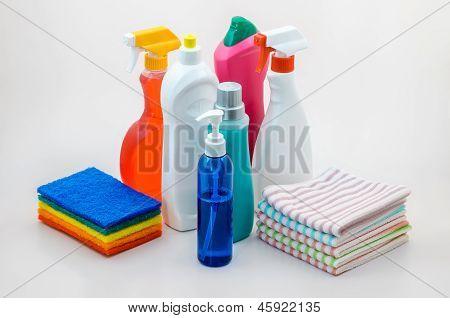 Household Scrub Set 01