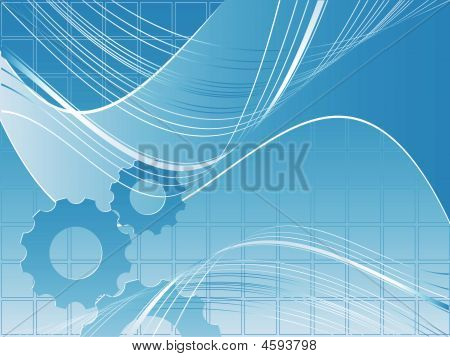 Modern Vector Backdrop