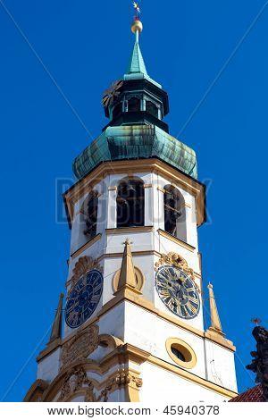 Belfry Of The Church  Loreta
