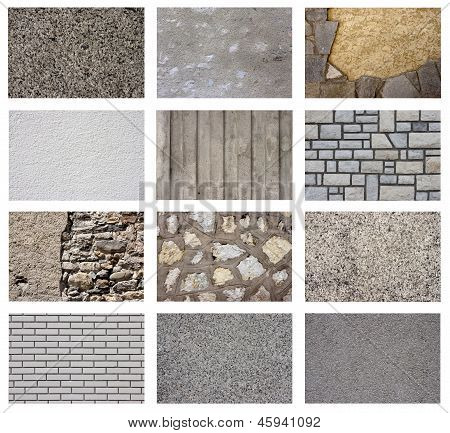 Granite wall texture background.