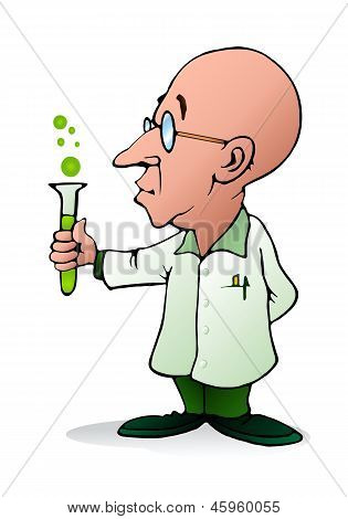Bald Scientist