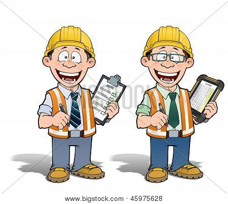 Construction Worker - Project Manager