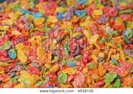 Multicolor Cereal Full