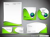 Professional business kit for your business includes CD Cover, Business Card, Envelope and Letter Head Designs. poster
