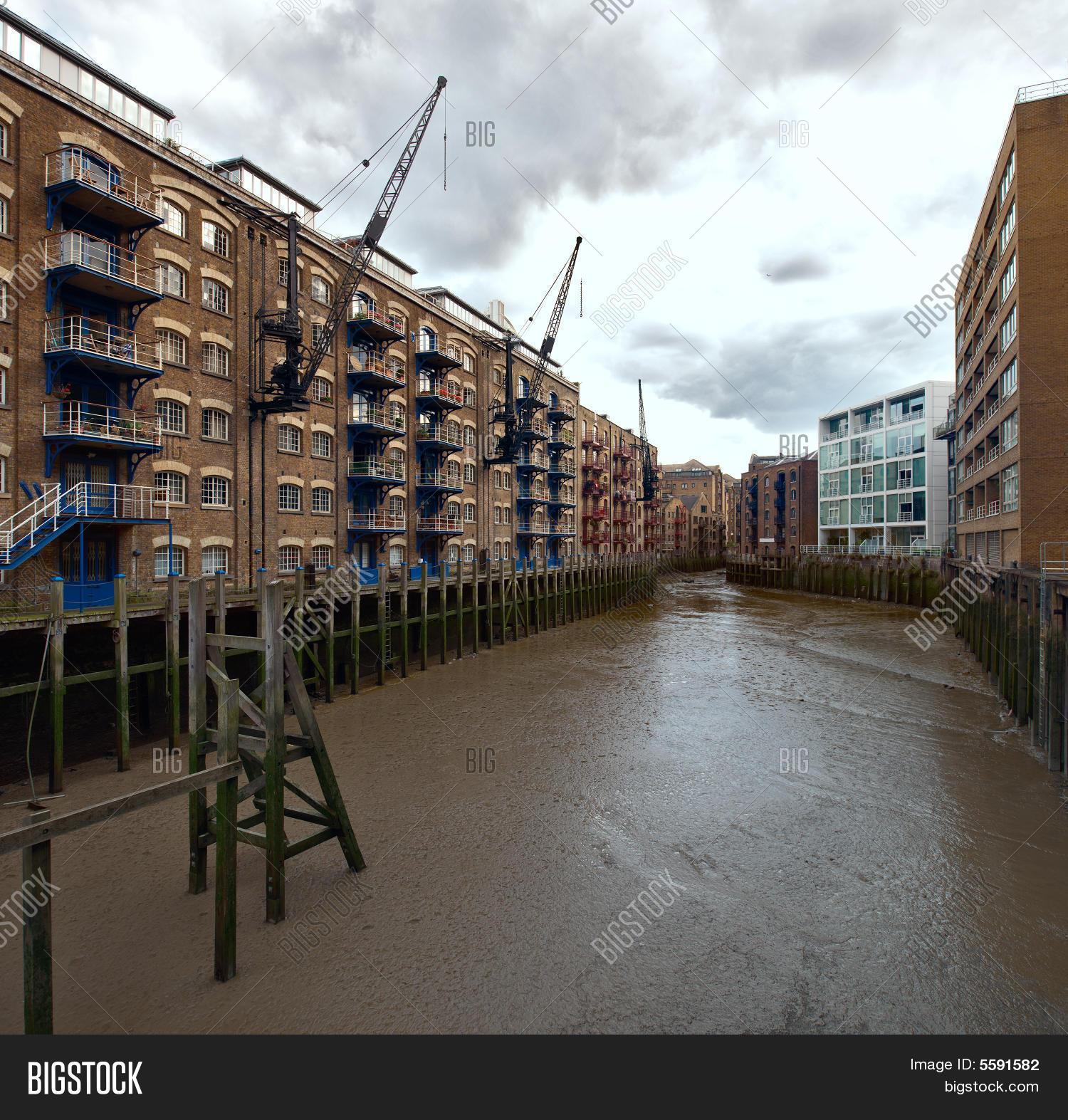 New Concordia Wharf Image & Photo (Free Trial)