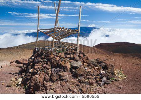 Mauna-Kea-Gipfel
