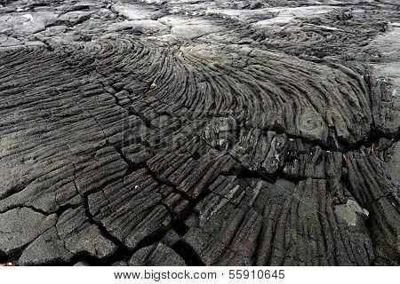 Solidified Lava, Pico Island, Azores Archipelago (portugal)
