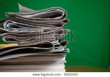 Magazine And Newspapers