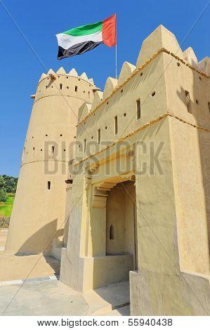 Desert Castle Gate