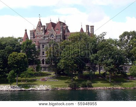 Boldt castle on ontario Lake, Canada