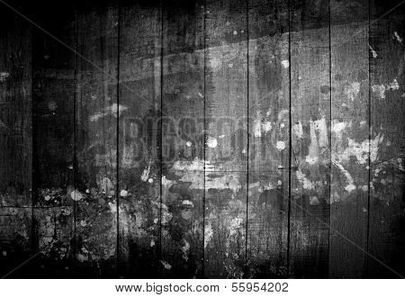 stained wood background