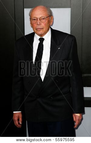 NEW YORK-DEC 17: Producer Irwin Winkler attends the premiere of