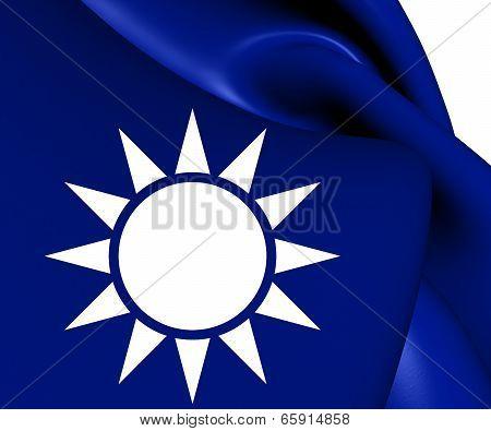 Naval Jack Of Taiwan