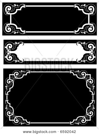 Scroll Border Ornament