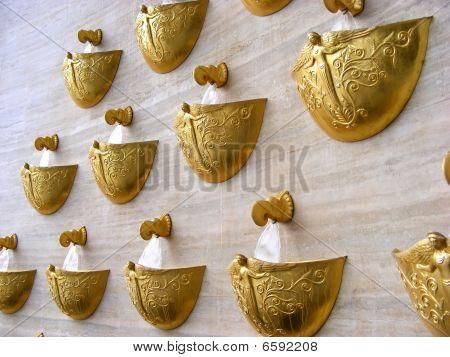Golden Fountains
