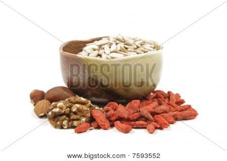 Agriculture; Black; Bowl; Berries; Cereal; Crop; Cultivated; Die