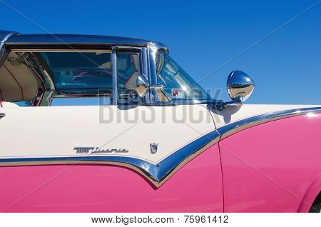 1955 Ford Crown Victoria Classic Car