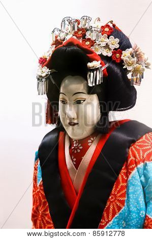 Japanese Puppet