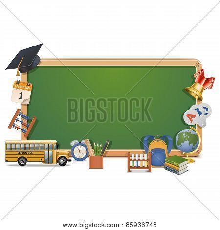 Vector Schooling Board