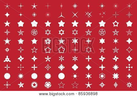Star Shapes Set