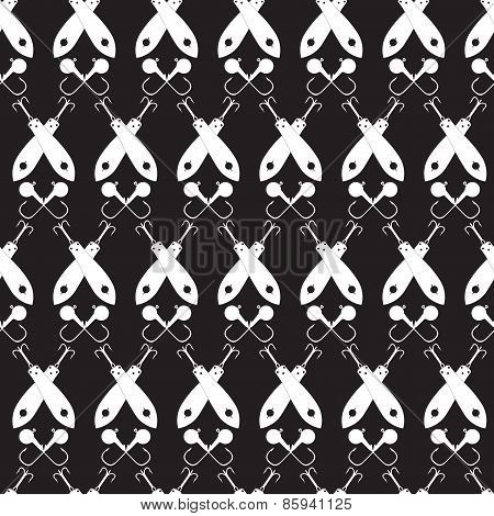 Symmetrical Abstract Pattern Vector