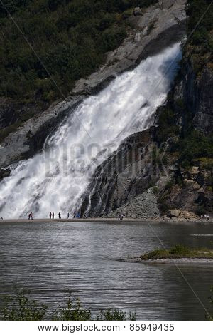 Nuggett Falls, Alaska