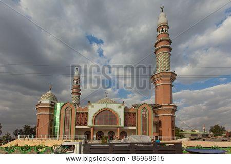 Muslim Mosque In Ethiopia