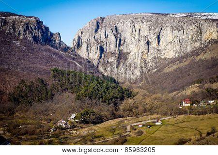 Turda Gorge - Cheile Turzii, Transylvania Romania