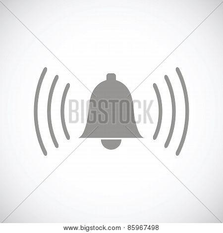 Alarmclock black icon