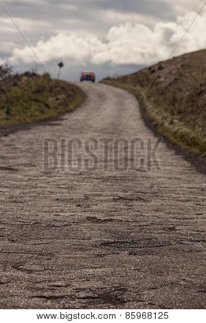 Piilani Highway Road Past Hana