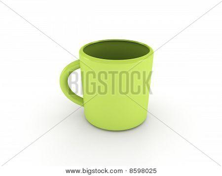 Green Mug