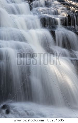 Splashing Cascade