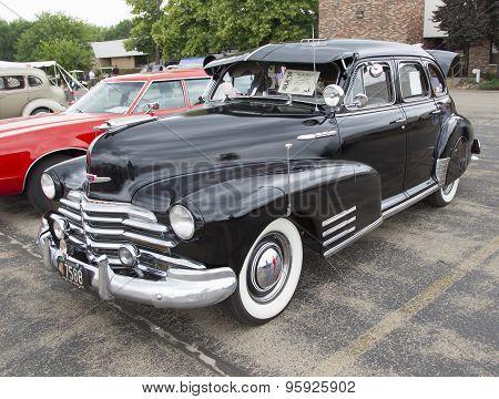 1947 Chevy Fleetmaster Car