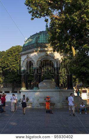 The German Fountain