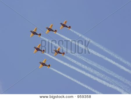 Air Show Performers